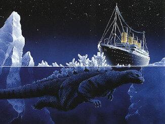 Godzilla vs. Titanic