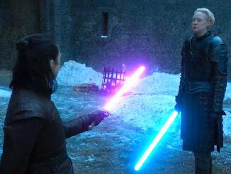 Mashup: Arya vs. Brienne