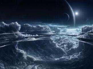 Alien World (Wallhaven Wall Paper)