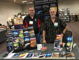 Selling Books with Tannhauser Press