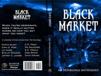 Black Market Anthology: Cover Reveal