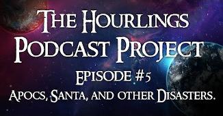 Hourlings Podcast E5: Happy Hourlings