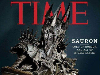 Sauron: Times Person of the Year